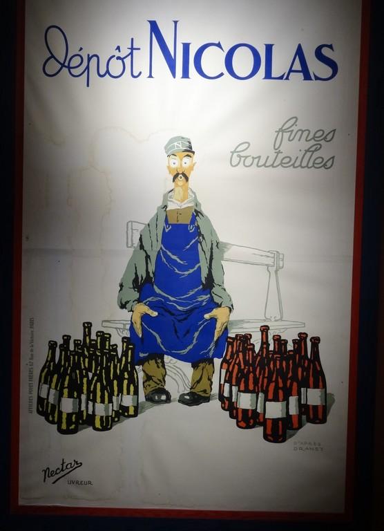 Musée du vin Hameau Duboeuf