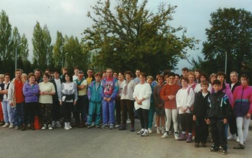 1995 Première sortie collective vers Béruges