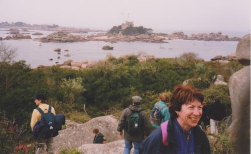 1998 Côte de granit rose