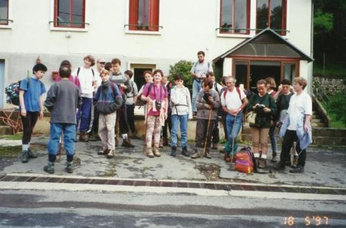 1997 Week-end en Corrèze
