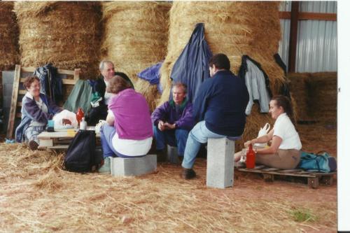 EN Corrèze pique-nique au sec