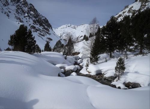 Beau temps, belle neige !
